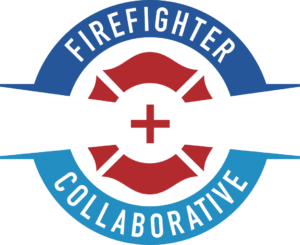 Fire Fighter Health + Safety Collaborative logo-reverse