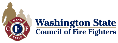 Washington State Council of Fire Fighters logo